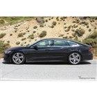 アウディ S7スポーツバック 新型プロトタイプ