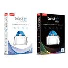 「Roxio Toast 17 Titanium」「Roxio Toast 17 Pro」