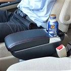 「DIY車用アームレストコンソール収納ボックス」