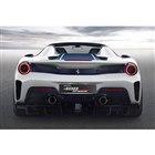 オープントップの超高性能モデル「フェラーリ488ピスタ スパイダー」登場