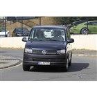 VW T7 スクープ写真