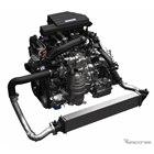 ホンダCR-V新型に搭載の1.5リットルのターボエンジン