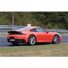 ポルシェ 911 新型スクープ写真