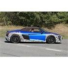 アウディ R8 GTスパイダー スクープ写真