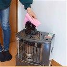 「熱風サーキュレーター mini」