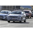 VW T-Rocカブリオレ スクープ写真