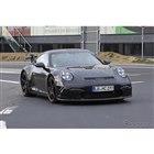 ポルシェ 911 GT3 新型スクープ写真