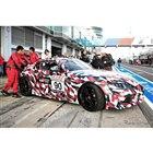 VLN耐久選手権を走った「GAZOO Racing A90」(トヨタ スープラ 新型)