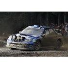 スバル インプレッサ WRC (2007年)