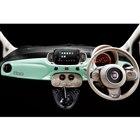 「フィアット500」に上質な内外装が魅力の限定車「ルッソ」登場