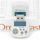 ドリームキャスト ビジュアルメモリ型USB