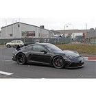ポルシェ 911 GT3 スクープ写真