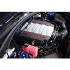 最高出力453psを発生する「カマロSS」の6.2リッターV8 OHVエンジン。新たに10段A...