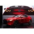3位 【マツダ 3/アクセラ 新型】モーターショープレイベントで世界初公開、最新技術全部盛り