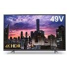 9位 49V型で49,800円、グリーンハウスの格安4Kテレビ「GH-TV49E-BK」…11月30日