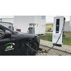 ポルシェの新急速充電システム