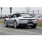 ポルシェ 911カブリオレ 新型スクープ