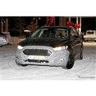 フォード モンデオエステート 改良新型 スクープ写真