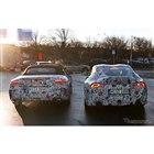 トヨタ スープラとBMW  Z4、新型2台が奇跡のツーショット…3月発表へ、開発佳境か