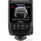 コムテック、360°カメラ搭載の高画質ドラレコ発売 垂直視野角も240°