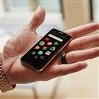 """""""手のひらサイズ""""の3.3型スマートフォン「Palm Phone」が正式発表…10月16日(スマートフォン)"""