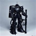 全長約1.5m、漆黒に染まった「シャア専用ザクII」が756,000円で発売…3月20日(フィギュア)