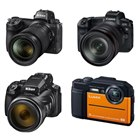 7位 2018年の「歴史的カメラ」4機種が発表…12月18日(デジタル一眼カメラ)