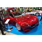 日本自動車大学校NATSが展示する『RX-STANCE』(東京オートサロン2019)