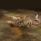 miniQ 恐竜造形最前線