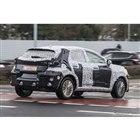 フォード 新型SUV スクープ写真