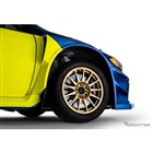 スバルWRX STIの2019年モータースポーツ仕様
