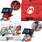 「プレイスタンド for Nintendo Switch スーパーマリオ」「プレイスタンド for Nintendo Switch Splatoon2」