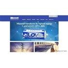米国のマクスウェル・テクノロジーズ社の公式サイト
