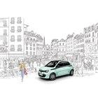 「ルノー・トゥインゴ」にパリの女性をイメージした限定車登場