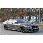 BMW M8 グランクーペ スクープ写真