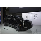 キャデラック XT5 スポーツパッケージ(シカゴモーターショー2019)