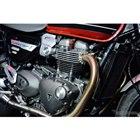1200cc水冷並列二気筒エンジンを搭載