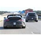 ポルシェ 911 スピードスター 市販型スクープ写真