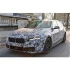 BMW 1シリーズ 新型スクープ写真