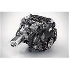 ボルボがDrive-E(ドライブイー)と呼ぶパワーユニットシリーズの2リッター4気筒直噴ディー...