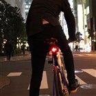 自転車用オートウインカー&テールランプ「オートベクター CAMFLFBI」