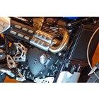 1.2リッターエンジンは、弟分の900ccモデル「ストリートスクランブラー」比でおよそ4割増し...