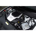 「A6アバント55 TFSIクワトロSライン」に搭載されるエンジンは、最高出力340psの3リ...