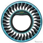 グッドイヤーのコンセプトタイヤ「エアロ」