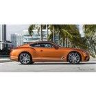 ベントレー・コンチネンタル GT V8 新型