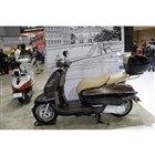 プジョーモーターサイクルが表現したのは120年の歴史と始まりの場所…東京モーターサイクルショー2019