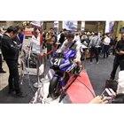 ブリヂストンブース(東京モーターサイクルショー2019)