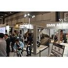 BMWモトラッドブース(東京モーターサイクルショー2019)