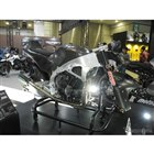 Moto2参戦用のシャーシー