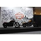 ハーレーダビッドソンブース(東京モーターサイクルショー2019)